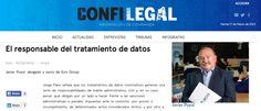 Javier Puyol nos habla de la figura del responsable del de #datos, tan importante en asuntos de #LOPD y #privacidad.