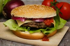 Hamburger - házilag Recept képpel - Mindmegette.hu - Receptek Fish Recipes, Meat, Cooking, Ethnic Recipes, Food, Kitchen, Essen, Meals, Yemek