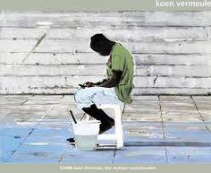 Compelling work of art by Koen Vermeule