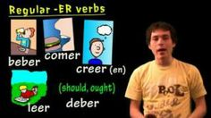 Dynamite Conjugations - ER and IR verb conjugations - YouTube