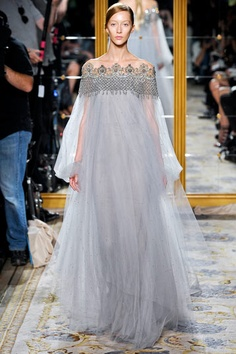 Ideal fairy princess dress.  Marchesa Spring 2012