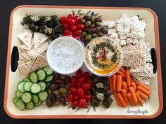 Greek Party Platter