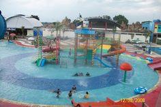 Kontraktor Waterpark: KOLAM RENANG ANAK - ANAK