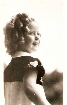 I love Shirley Temple! I adore her movies, and they were a big part of my childhood :-)