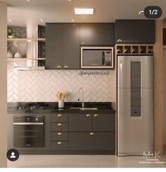 Kitchen Cabinets, Home Decor, Kitchen Black, Cooking, Decoration Home, Room Decor, Cabinets, Home Interior Design, Dressers