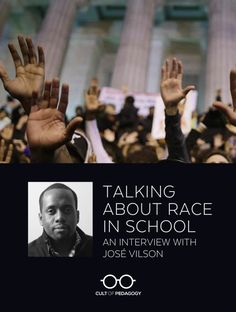 Race-related issues impact all of us, inside school and out. How can we have productive, healthy conversations with students about these issues? Social Studies Classroom, Classroom Community, School Community, Classroom Games, Inside Schools, Cult Of Pedagogy, Education Reform, New Teachers, Real Teacher