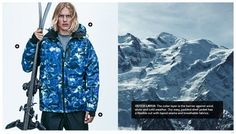Go Skiing: H&M Embraces Winter Sportswear