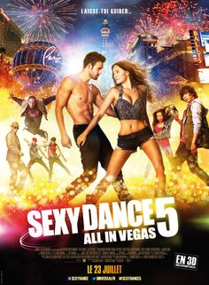 Sexy Dance 5 : All in Vegas (2014) Ryan Guzman, Briana Evigan, Adam G. Sevani, ...