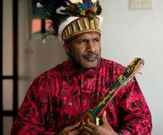West Papuan Independence Leader and Spokesperson for the United Liberation Movement for West Papua (ULMWP)