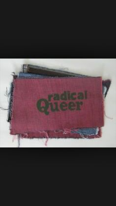 Radical queer