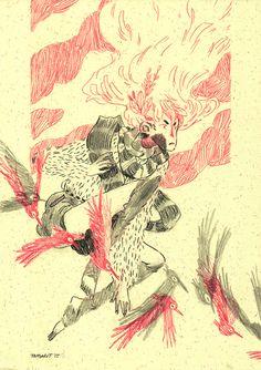 TAMARIT - Drawings for some amazing friends,Juan Berrioand...
