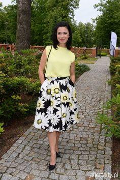 Anna Iberszer na pokazie Swarovski - Gwiazdy na pokazie biżuterii Swarovski - AfterParty.pl   Strona 6
