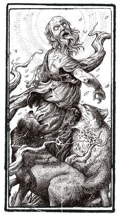 Rotten Tarot by Willemann Art & Balaclava Studio Occult Art, Scratchboard, Arte Horror, Medieval Art, Illustrations And Posters, Graphic, Dark Art, Body Art Tattoos, Art Reference