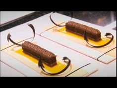 Incredible presentation of the most stunning chocolate desserts ever created