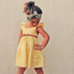 Josey Dress // Lacey lane