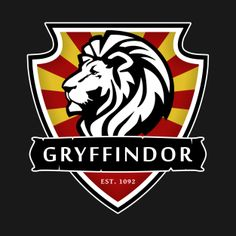GRYFFINDOR SHIELD by marcusmattingly