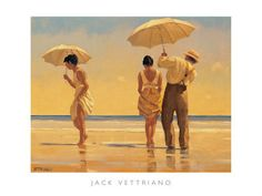 Jack Vettriano Mad Dogs painting is shipped worldwide,including stretched canvas and framed art.This Jack Vettriano Mad Dogs painting is available at custom size. Jack Vettriano, Wassily Kandinsky, Paul Gauguin, Framed Art Prints, Poster Prints, Art Posters, Framed Wall, Dog Poster, Dog Art