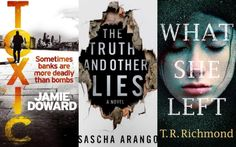Looking for some new thrillers to put on your reading list? Best crime #Fiction books of 2015.