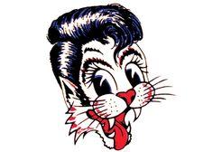 Stray Cats Logo <3