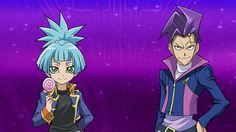 Yu-Gi-Oh! ARC-V Sora und Dipper Yu-Gi-Oh! Legacy of the Duelist - Ein Duell das Geschichte schrieb als Zusatzinhalt zum runterladen.