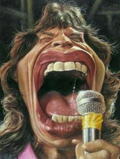 UNIVERSO NOKIA: Wallpaper: Mick Jagger