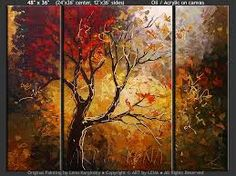 Original Canvas Landscape Paintings for sale by the artist ⋆ Page 5 of 37 ⋆ ART by LENA Tree Artwork, Canvas Artwork, Landscape Art, Landscape Paintings, Original Artwork, Original Paintings, Different Kinds Of Art, Artist Painting, Painting Trees
