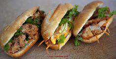 Vietnamees broodje / Banh mi (foto: Pho Vietnam © Kim Le Cao)