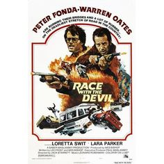 Race With The Devil U Canvas Art - (11 x 17)