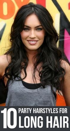 Party Hairstyles For Long Hair : Here are the top ten simple party hairstyles fo...