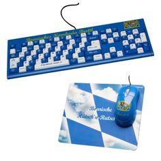 Bayrische Tastatur