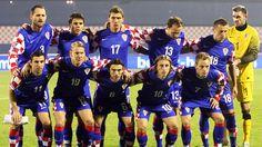 UEFA Euro 2012, group C - Croatia.