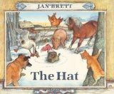 1+1+1+1: The Hat printables story prop printables using real animal pictures ( good contrast to the story),clip & learn wheel with beginning sounds