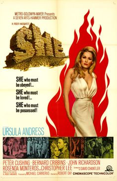 CLASSIC MOVIE POSTERS FROM FEMME FATALES AND FANTASIES ...