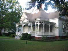 One Shabby Old House  Eufaula AL