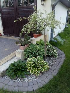 70 Awesome Front Yard Rock Garden Landscaping Ideas - Garden Awesome Front Garden Rock Garden Landscaping Ideas awesome ideen landschaftsgestaltung steingarten Idea, tactics, also quick guide with respect to receiving the ideal result as Small Front Yard Landscaping, Landscaping With Rocks, Farmhouse Landscaping, Landscaping Images, Landscaping Software, Landscaping Jobs, Florida Landscaping, Landscaping Plants, Small Front Yards