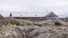 Cabin, Hvaler. Architects: Morfeus arkitekter.