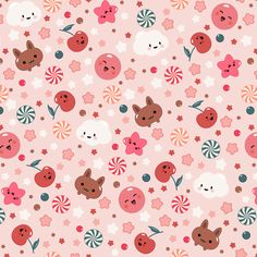 Sweetness fabric by kimsa on Spoonflower - custom fabric