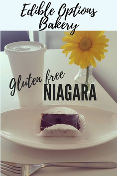 From bland, boring and blah to fabulous, tasty and enjoyable! Edible Options is the GO-TO for gluten free eating in Niagara. #glutenfree #glutenfreeliving #glutenfreelifestyle #healthyeating #healthychanges #shoplocal #review #goodfood