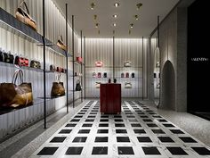 Valentino – Worldwide | Commercial & retail | Metis Lighting