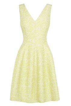 AMBERLEY JACQUARD DRESS