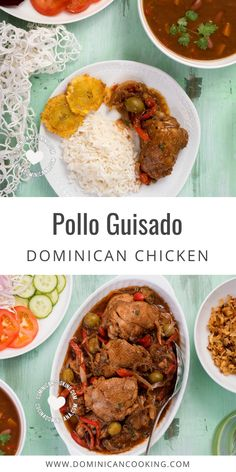 One of the most popular dishes in Dominican cuisine-- with this detailed recipe with easy-to-follow video. This is a treat you cannot miss. #dominicanchicken #polloguisado #dominicanrecipe #dominicancooking #simplebyclara @SimpleByClara | dominicancooking.com Dominican Recipes, Dominican Food, Pollo Guisado Recipe, Tomato Relish, Braised Chicken, Delicious Dinner Recipes, Chicken Seasoning, Easy Chicken Recipes, Crock Pot