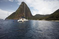 Bareboat St. Lucia Yacht Charter & Sailing Vacations   The Moorings