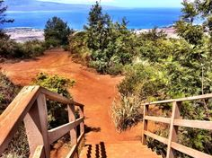 Jumping Backward off a Cliff : Maui Style Zip-lining