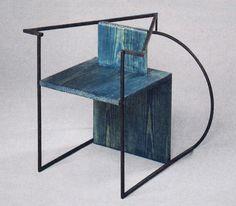 Epinard Bleu via rodrigoalmeidadesign- chair, design, love: