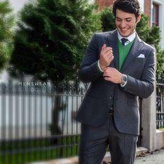 Grå flanell dress. http://menswear.no/dress/dress-for-menn-i-oslo/  #menswear_no #menswear #mensfashion #dress #oslo #hegdehaugsveien #bogstadveien #tjuvholmen #lysaker #skjorte #jobbklær #suit #suitup