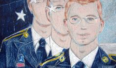 As Bradley Manning's Verdict Comes In, an Artist Sells Work to Help