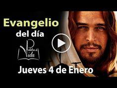 Armonia Espiritual: Evangelio de hoy jueves 4 de enero Padre Carlos Ye...