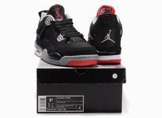 cheap discount offer Jordan 4 top leather