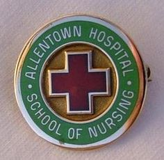 Allentown Hospital School of Nursing Graduation Pin | Flickr - Photo Sharing!
