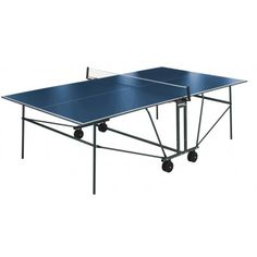 9ea3bf3b8 Mesa de Ping Pong Atlas para interior compacta plegable - 259
